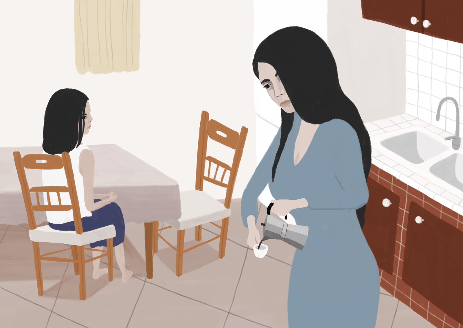 de_vuxnas-illustration-mia_olofsson-kitchen-w1600